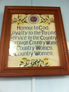 Country Women's Association