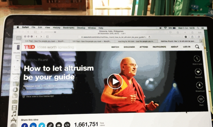 how-to-let-altruism-be-your-guide-a-ted-talk-by-matthew-ricard