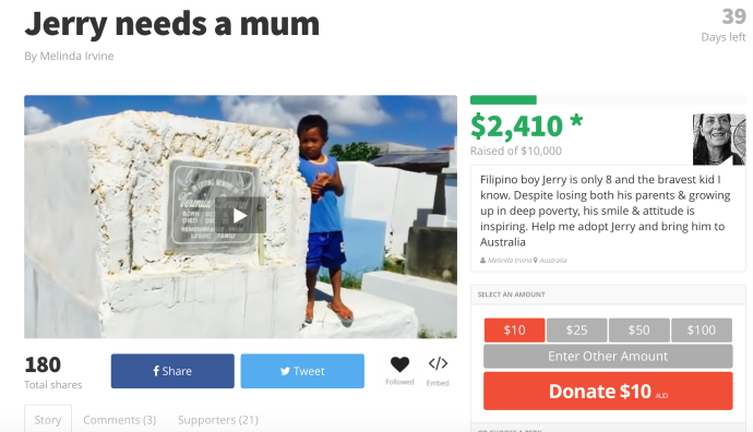 jerry-needs-a-mum-crowdfunding-on-chuffed-org